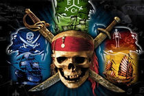 СНИМАЕТСЯ КИНО   Пираты Карибского моря